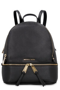 Rhea leather medium backpack, Backpack MICHAEL MICHAEL KORS woman