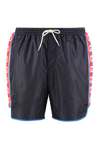 Nylon swim shorts, Swimwear Gucci man
