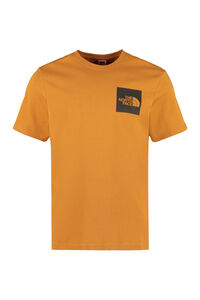 Stretch cotton T-shirt, Short sleeve t-shirts The North Face man