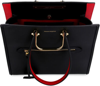 The Tall Story leather bag