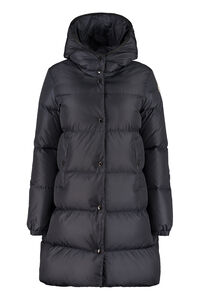 Burgaux long down jacket, Down Jackets Moncler woman
