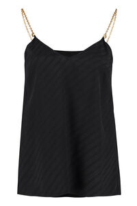Top in seta, Tanks Givenchy woman