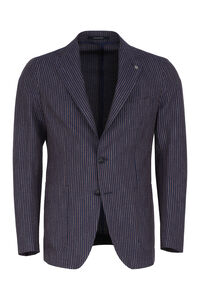 Single-breasted two button jacket, Single breasted blazers Tagliatore man