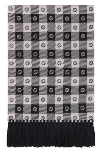 Wool jacquard scarf, Scarves Gucci man