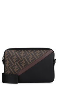 Camera Case medium fabric shoulder bag, Messenger bags Fendi man