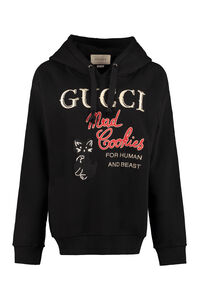 Gucci Mad Cookies embroidery sweatshirt, Hoodies Gucci woman