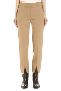 Sassari virgin wool tailored trousers, Trousers suits Max Mara woman