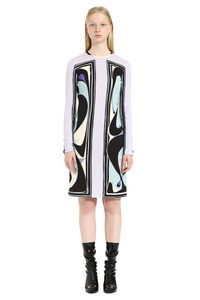 Printed virgin wool dress, Printed dresses Emilio Pucci woman