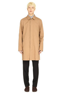Cotton trench coat, Raincoats And Windbreaker Z Zegna man