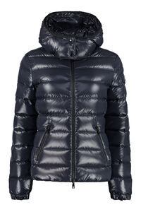 Bady hooded short down jacket, Down Jackets Moncler woman