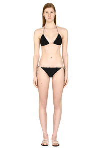 Bikini with triangle bra, Bikinis Burberry woman