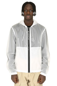 Techno fabric jacket, Raincoats And Windbreaker Givenchy man
