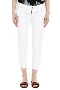 Twiggy cropped jeans, Cropped Jeans Dsquared2 woman