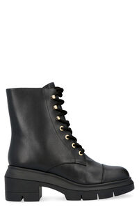 Nisha leather combat boots, Ankle Boots Stuart Weitzman woman