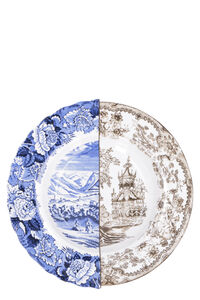 Sofronia soup plate - Hybrid, Dining Seletti woman