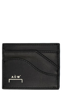 Leather coin purse, Wallets A-COLD-WALL* man
