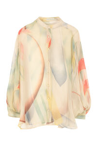 Printed silk blouse, Blouses Etro woman