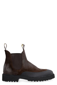 Suede chelsea boots, Chelsea boots Doucal's man