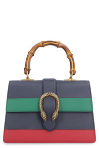 Dionysus leather handbag, Top handle Gucci woman