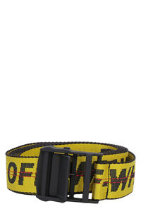 Industrial fabric belt with logo, Belts Off-White man