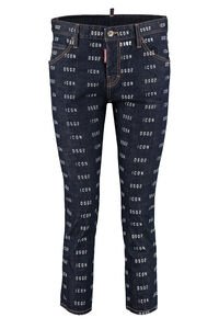 Cropped jeans Cool Girl, Jeans cropped Dsquared2 woman