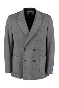 BOSS x Russell Athletic - Double-breasted jacket, Double breasted blazers BOSS man