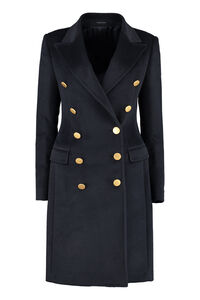 Double-breasted coat, Double Breasted 0205 Tagliatore woman
