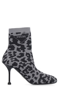 Knitted ankle boots, Ankle Boots Prada woman
