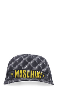 Moschino X The Sims baseball cap, Hats Moschino woman
