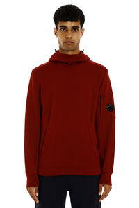 Hooded cotton sweatshirt, Hoodies C.P. Company man