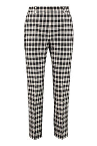 Vivetta gingham trousers, Trousers suits Max Mara Studio woman