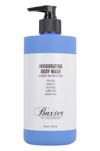 Invigorating Body Wash (Bergamot & Pear), 473 ml/16 fl oz, Corpo Baxter of California man