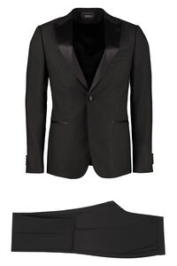 Wool two-pieces suit, Suits Z Zegna man