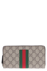 GG supreme fabric wallet, Wallets Gucci man