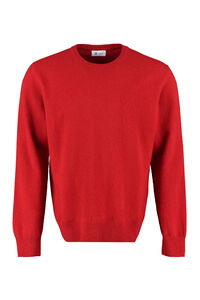 THE (Knit) - Wool and cashmere pullover, Crew necks sweaters THE (Alphabet) man