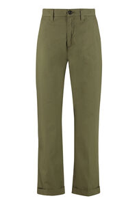 Volt cotton trousers, Tapered pants Department 5 woman