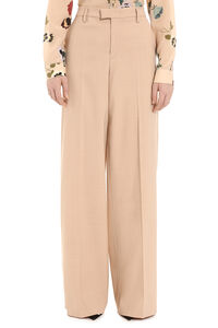 Wide leg trousers, Wide leg pants Red Valentino woman