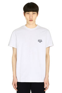 Raymond cotton T-shirt, Short sleeve t-shirts A.P.C. man