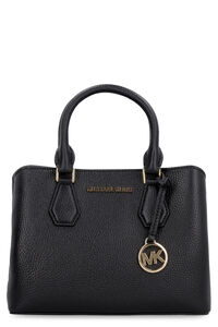 Camille leather handbag, Top handle MICHAEL MICHAEL KORS woman