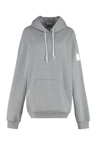 Cotton hoodie, Hoodies Moncler woman