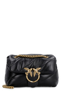 Love Mini quilted leather bag, Shoulderbag Pinko woman