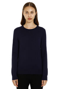 Iberia cashmere pullover, Crew neck sweaters Tory Burch woman