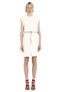 Cera Belted long vest, Vests and Gilets Max Mara Studio woman