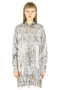 Pastasfoglia sequin mini-dress, Casual Jackets Pinko woman