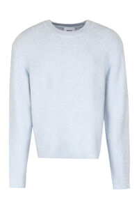 Virote crew-neck wool sweater, Crew necks sweaters Nanushka man