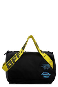 Baby Duffle nylon messenger-bag, Messenger bags Off-White man