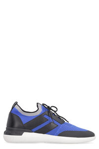 Mesh lace-up sneakers, Low Top Sneakers Tod's man