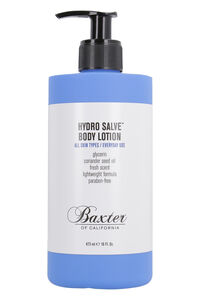 Hydro Salve Body Lotion, 473 ml/16 fl oz, Body care Baxter of California man