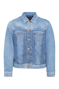 Denim jacket, Denim jackets Versace man