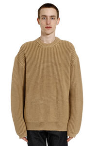 Crew-neck wool sweater, Crew necks sweaters Bottega Veneta man